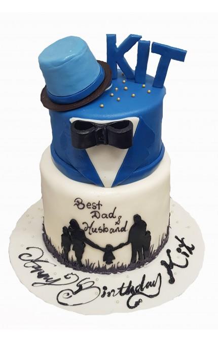 TIER 3 LEYER CAKE