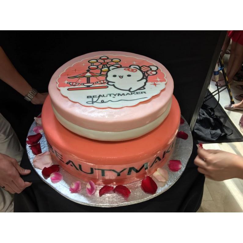 Corporate Cosmetic Cake Design