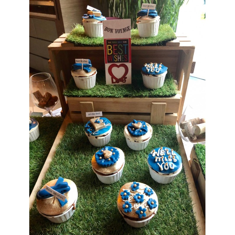 Cupcake Parties Design 1