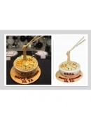 3D Giant Noodle Cake Design