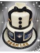 2 Tiers Cake