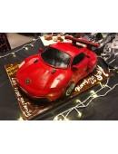 3D Car Cake Design