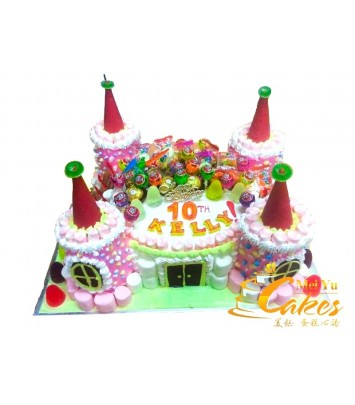 3D3-312 Castle
